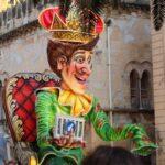 Carnevale di Sciacca - Carro del Peppe Nappa
